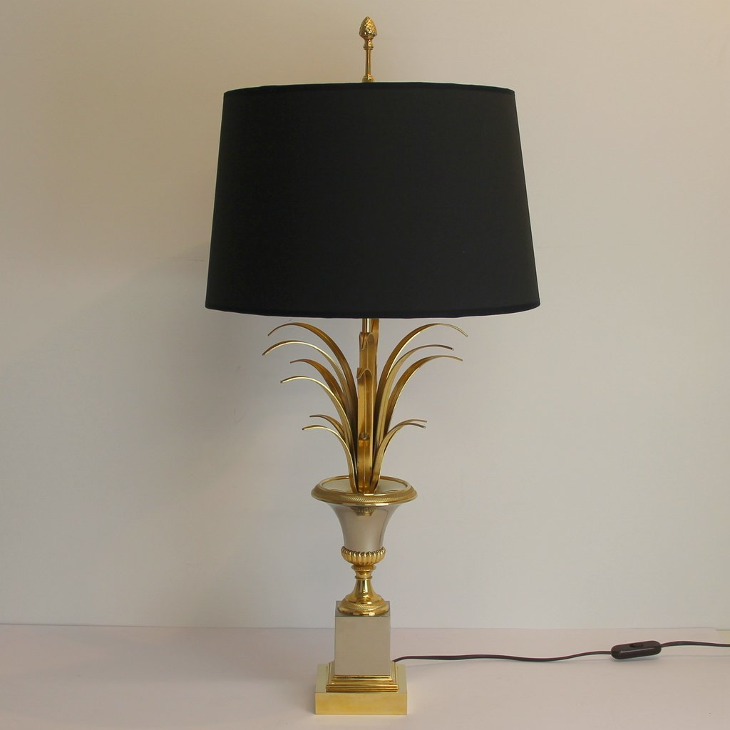 Französische Tischlampe von Maison Charles, 1960er