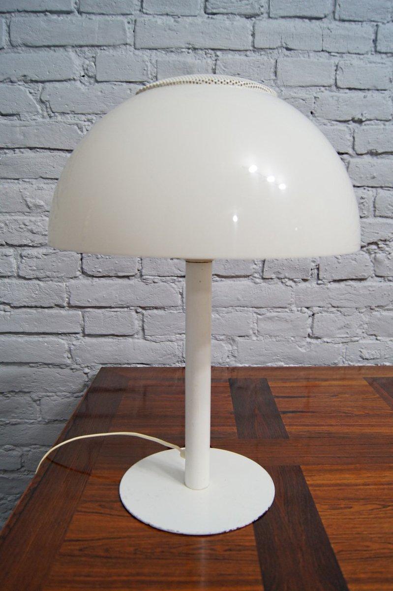 Große schwedische Tischlampe, 1960er