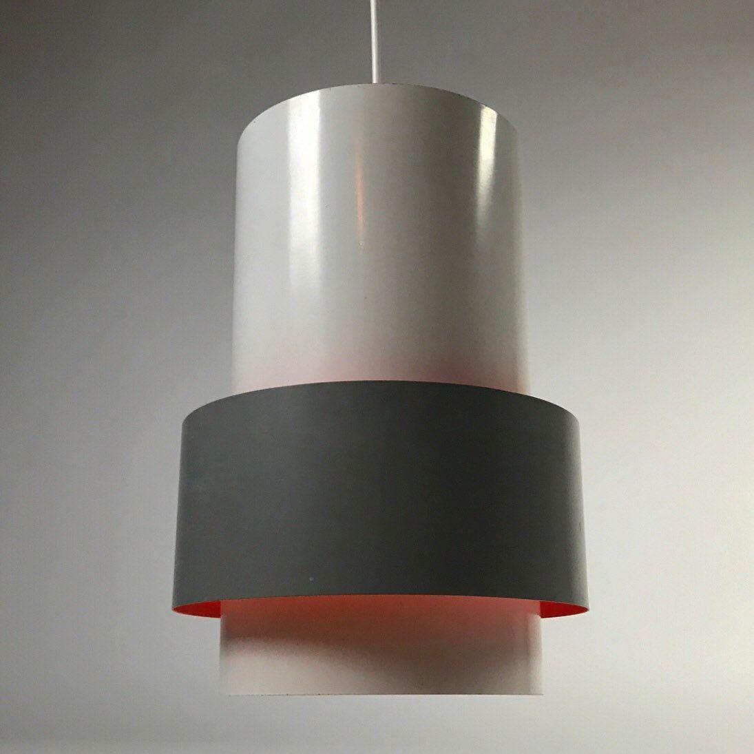 Modell Central Deckenlampe von Jo Hammerborg für Fog & Mørup, 1960er