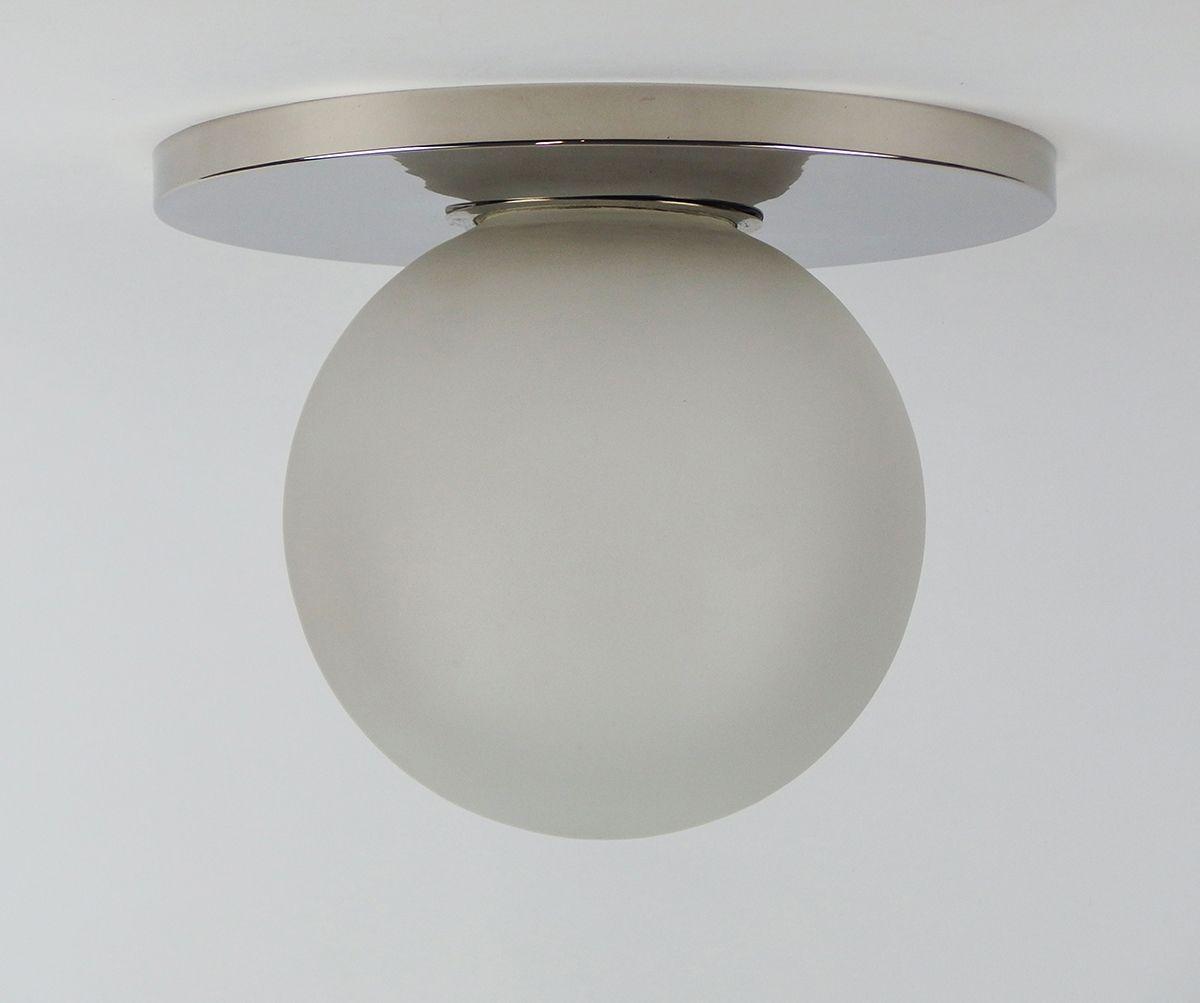 Vintage Art Deco Deckenlampe, 1920er