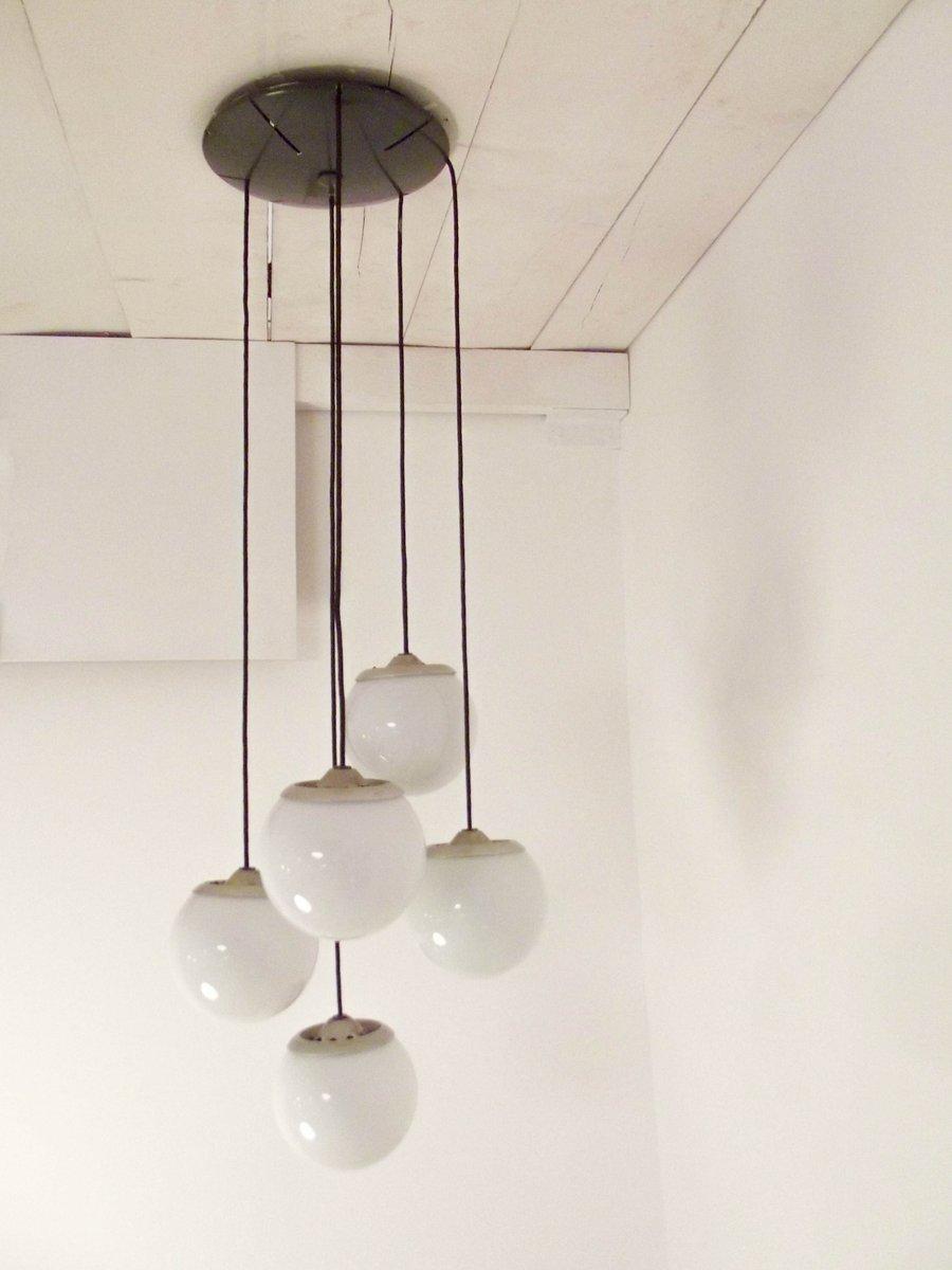 Vintage Modell 2095 Deckenlampe von Gino Sarfatti für Arteluce, 1958