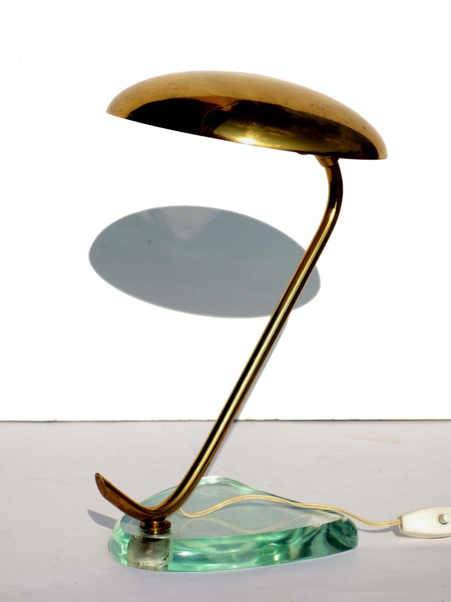 Lampada Da Tavolo Di Fontana Arte Anni 50 In Vendita Su Pamono
