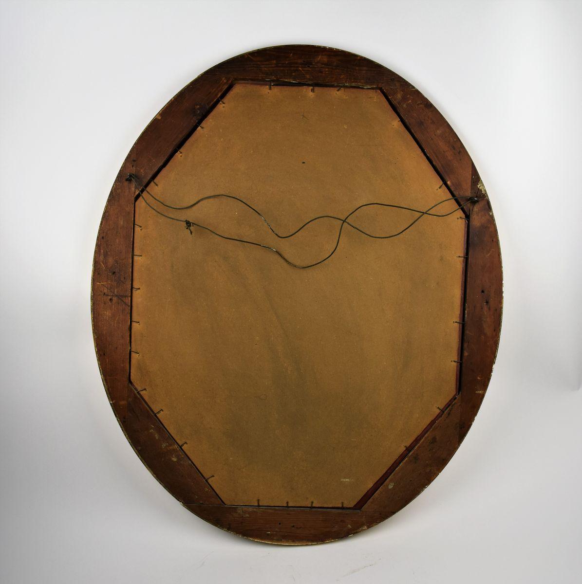 spiegel mit vergoldetem holzrahmen 19 jh bei pamono kaufen. Black Bedroom Furniture Sets. Home Design Ideas