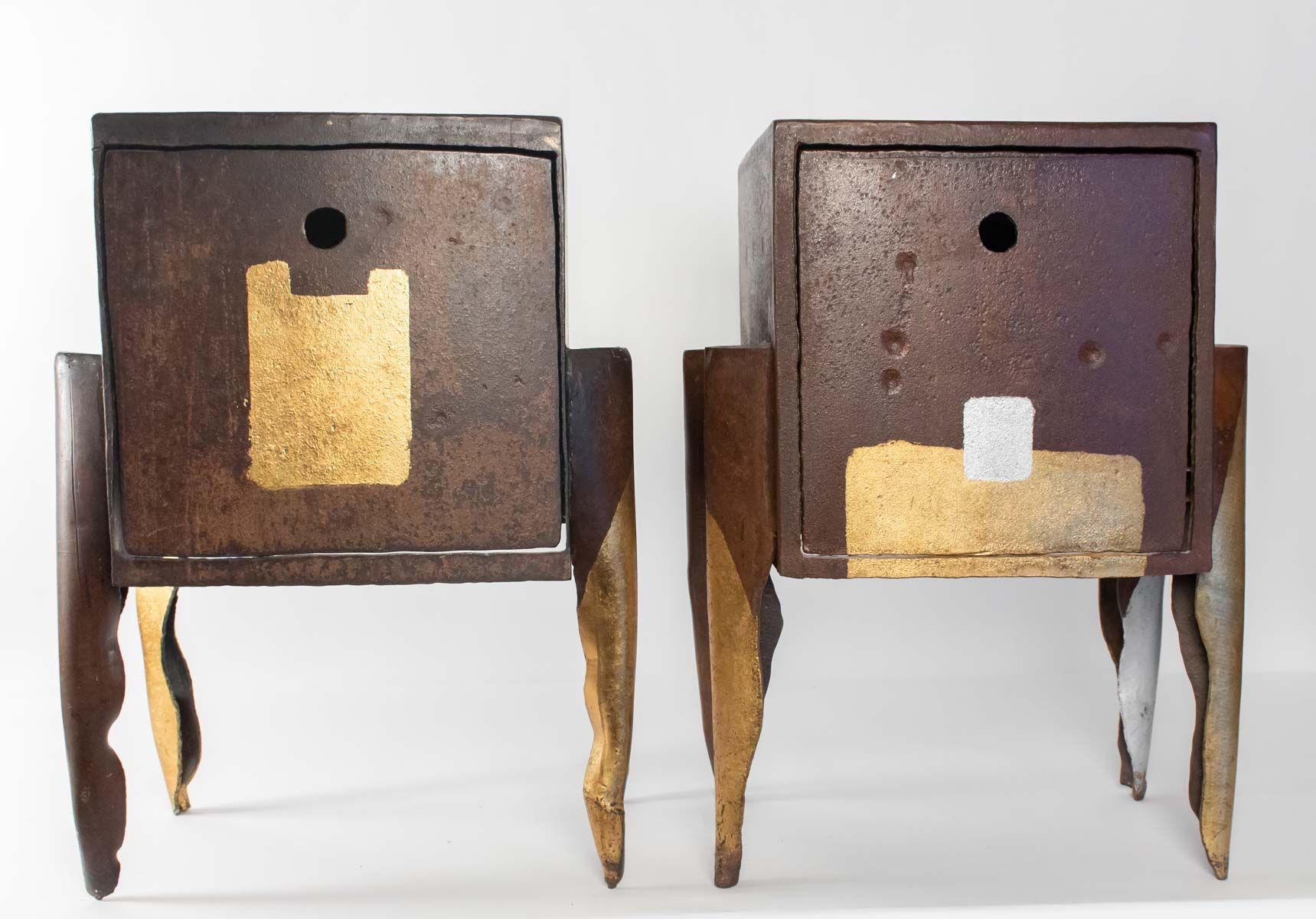 H lsta sofa 3 sitzer sofa hs420 wahlweise in stoff oder for Vintage nachttische