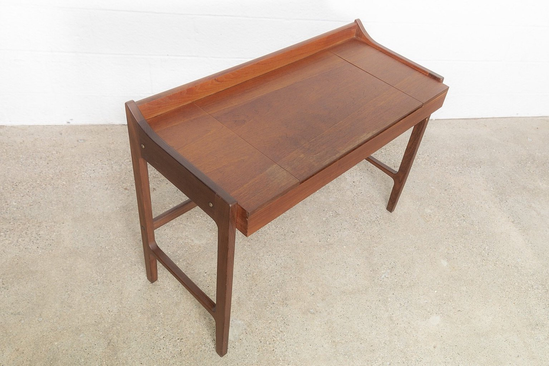 Danish Modern Teak Vanity Table 1960s For Sale At Pamono