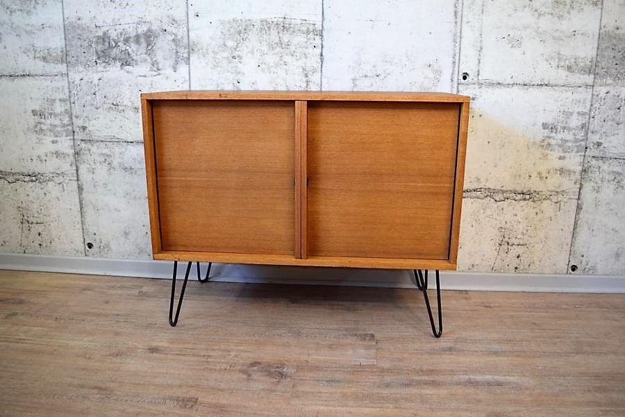 Kleines Vintage Sideboard Von Rego Mobile Möbel 1950er Bei Pamono