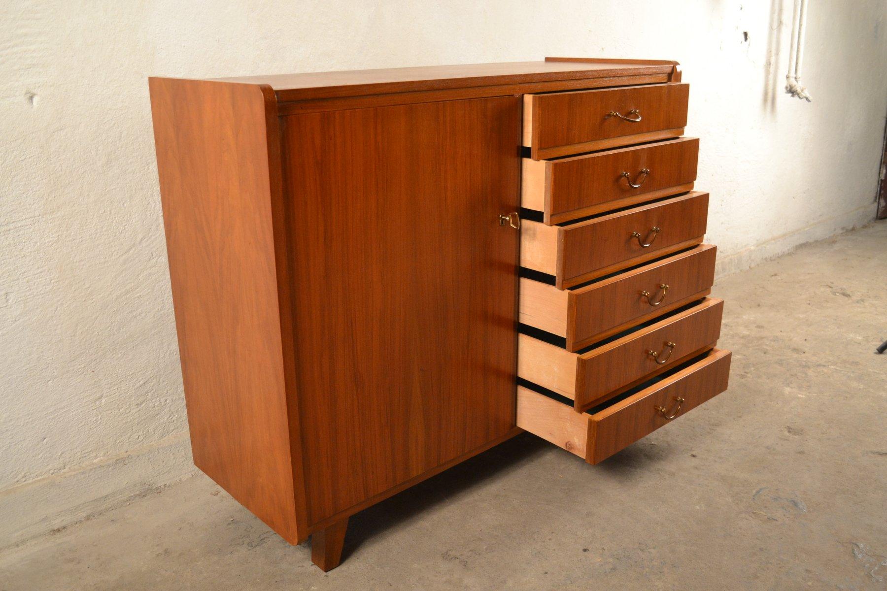 mid century kommode von tepe 1960er bei pamono kaufen. Black Bedroom Furniture Sets. Home Design Ideas