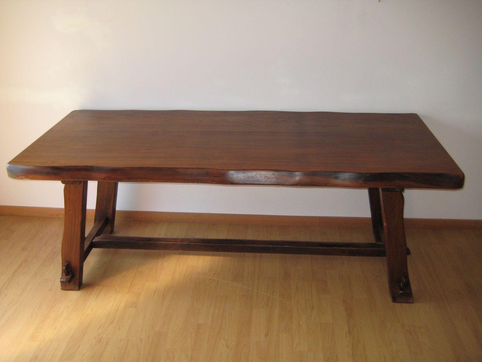 table de salle manger t vintage scandinave par olavi hanninen en vente sur pamono. Black Bedroom Furniture Sets. Home Design Ideas