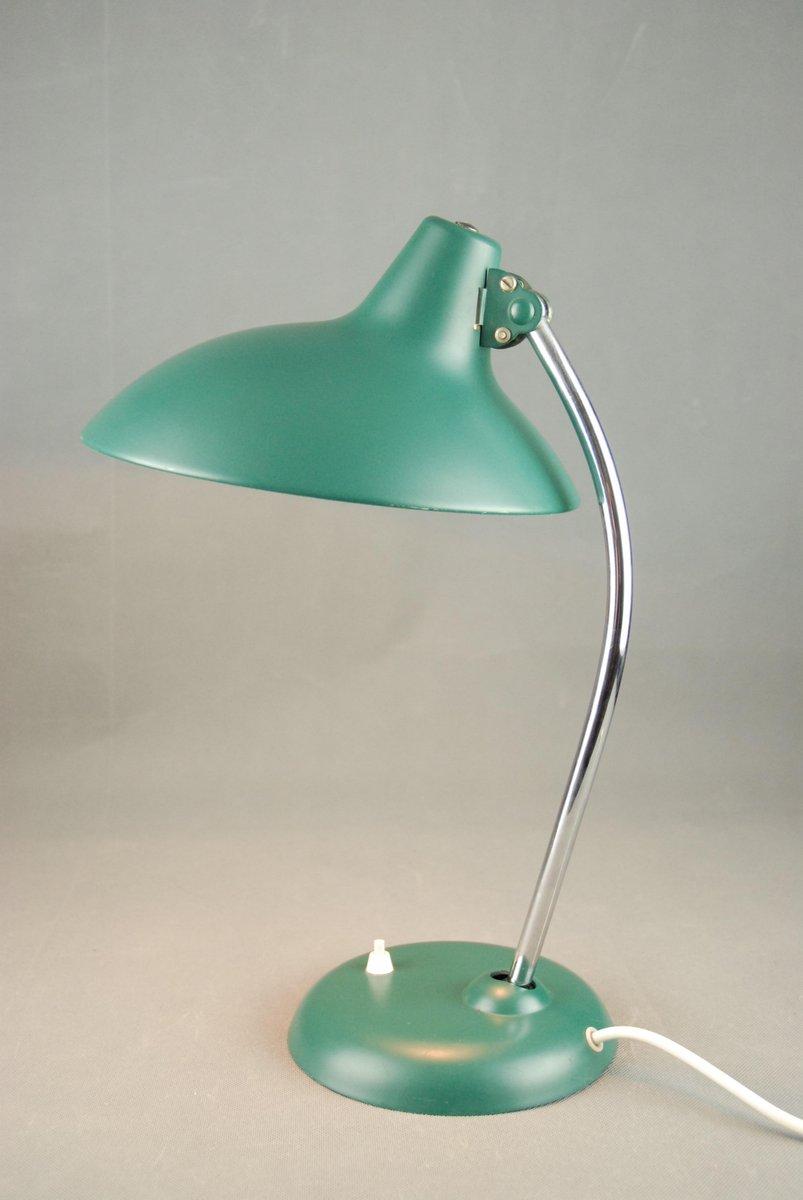 Vintage Modell 6786 Schreibtischlampe von Christian Dell für Kaiser Id...
