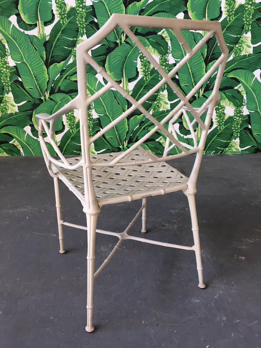 table manger de jardin chaises de brown jordan 1970s set de 7 en vente sur pamono. Black Bedroom Furniture Sets. Home Design Ideas