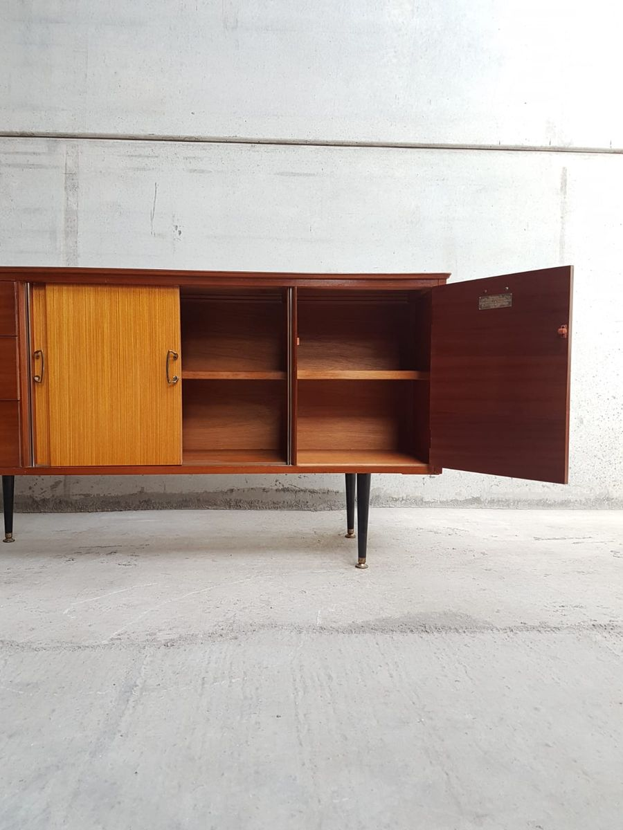 mid century sideboard 1950s for sale at pamono. Black Bedroom Furniture Sets. Home Design Ideas