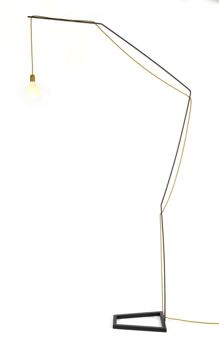 Aero Stehlampe von Max Godet für Max & Jane