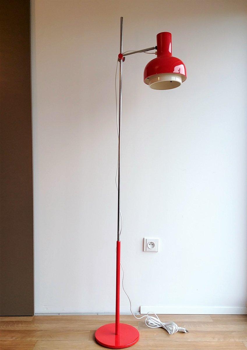 Vintage Stehlampe von Josef Hurka für Napako, 1960er