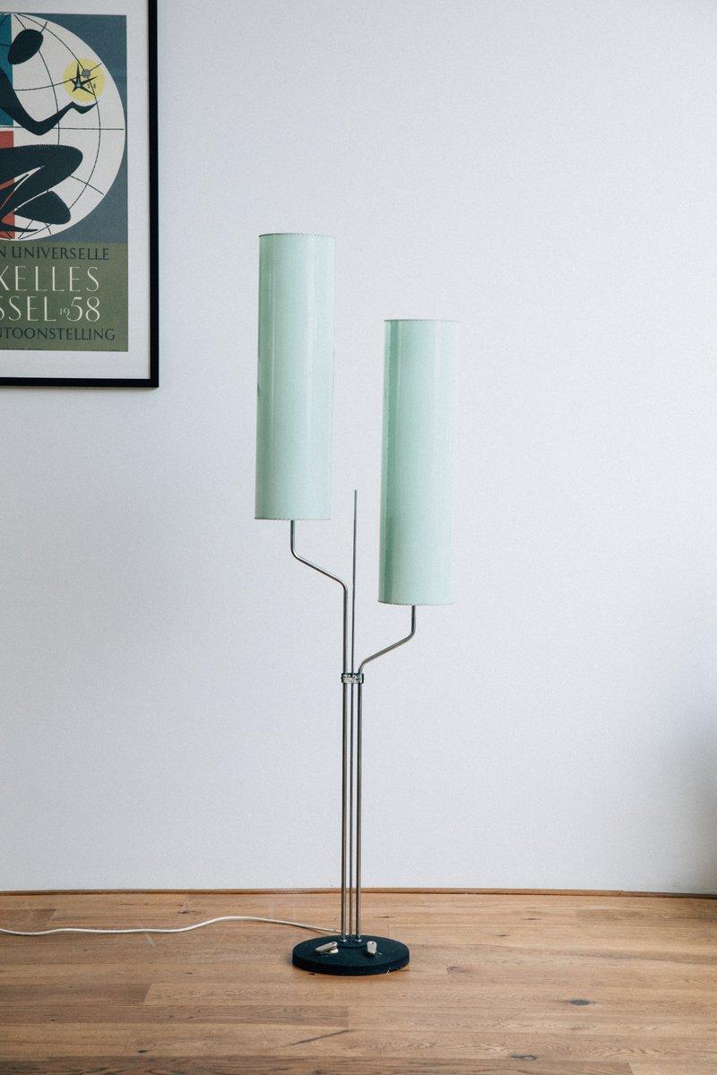 Combilux Stehlampe von Stanislav Indra für Lidokov, 1970er