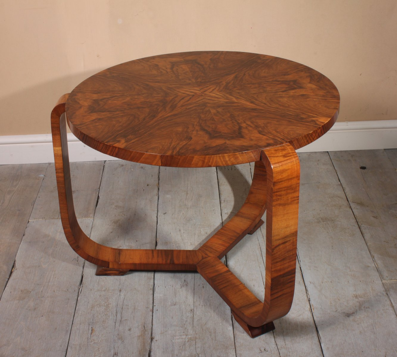 Art Deco Coffee Table From Thonet, 1930s For Sale At Pamono