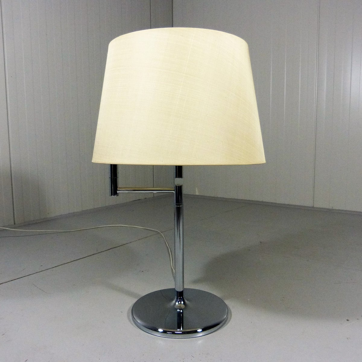 Large Adjustable Table Lamp from Staff Leuchten, 1960s