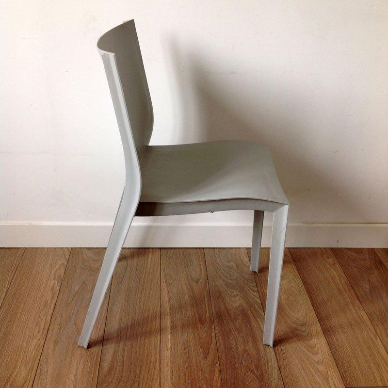 chaise slick slick vintage par philippe starck pour xo 1980s en vente sur pamono