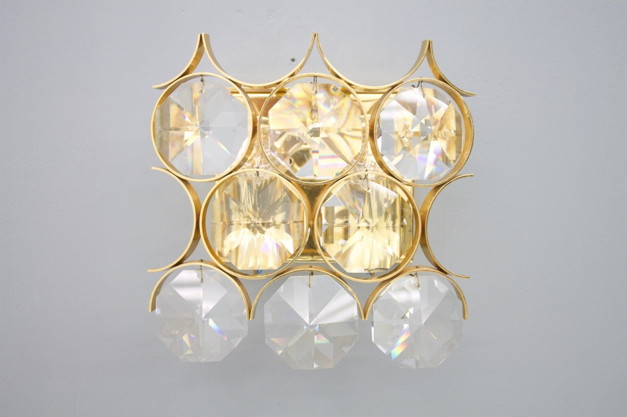 Vintage Wall Sconces from Palwa, 1960s, Set of 2