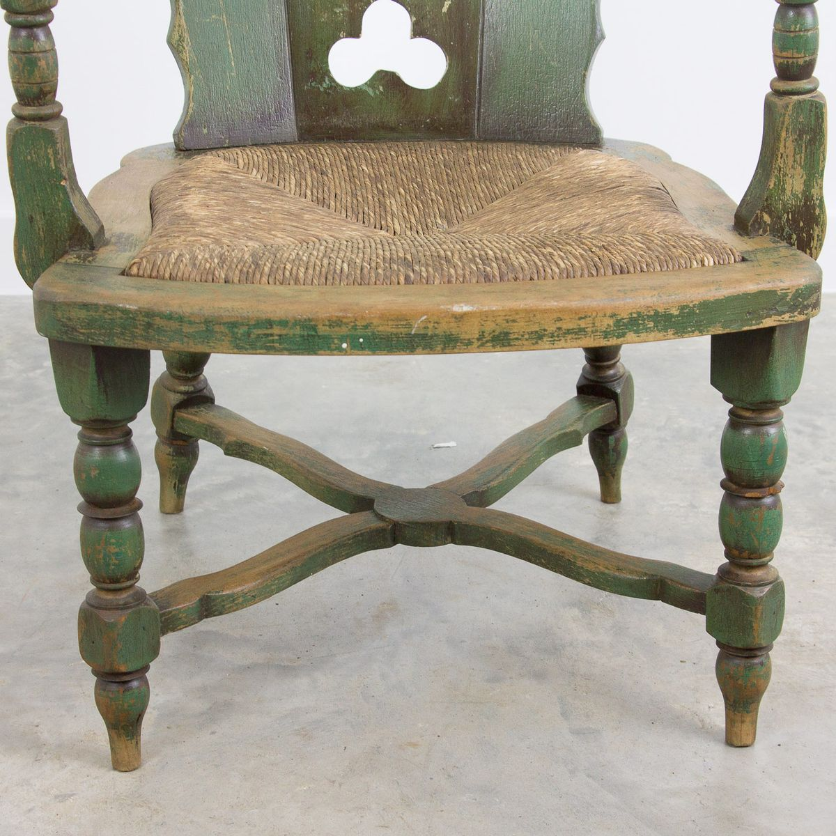 Antique Wooden Chair For Sale At Pamono