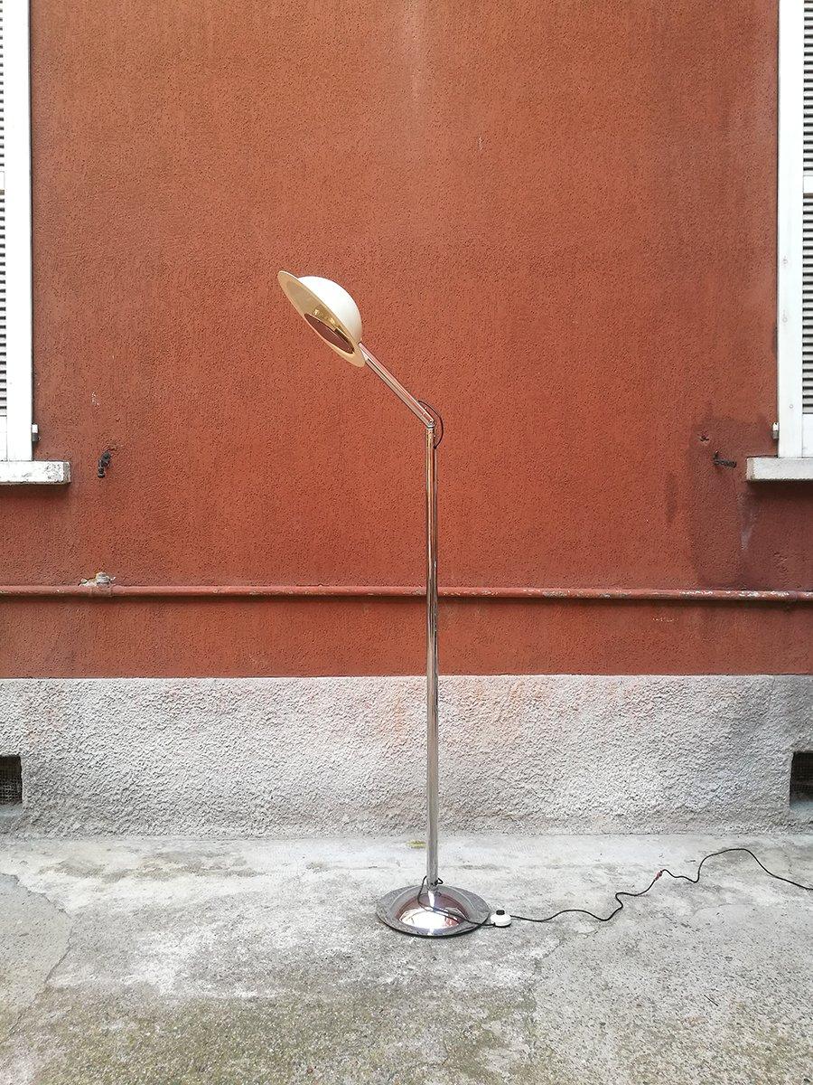 Stehlampe von Adalberto Del Lago für Bilumen, 1970er