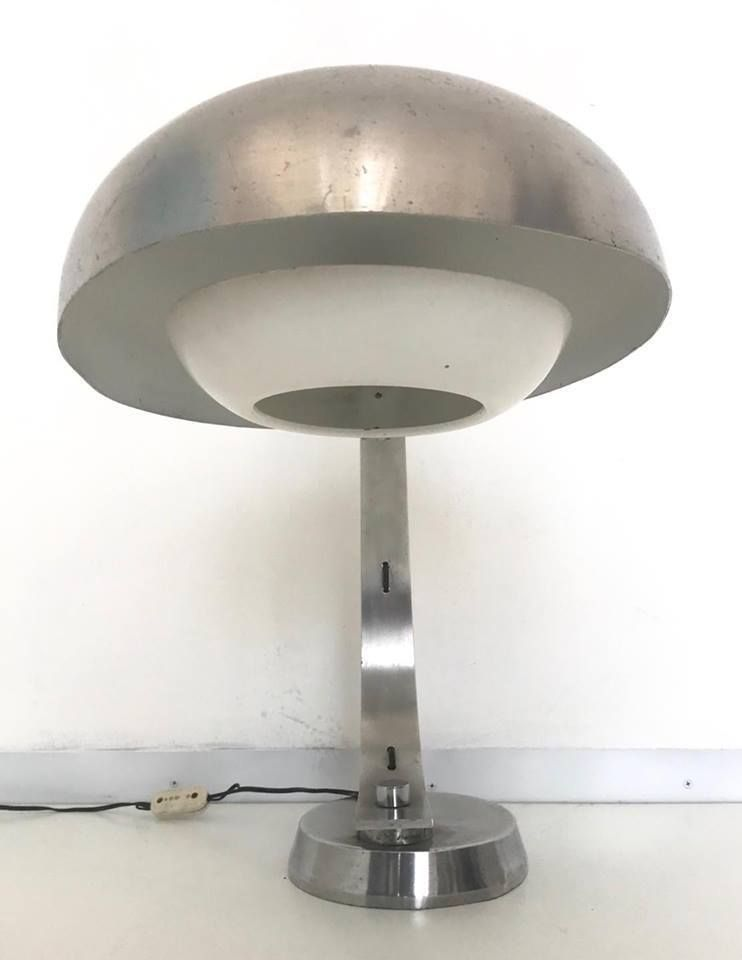 lampe de bureau space age vintage 1970s en vente sur pamono. Black Bedroom Furniture Sets. Home Design Ideas