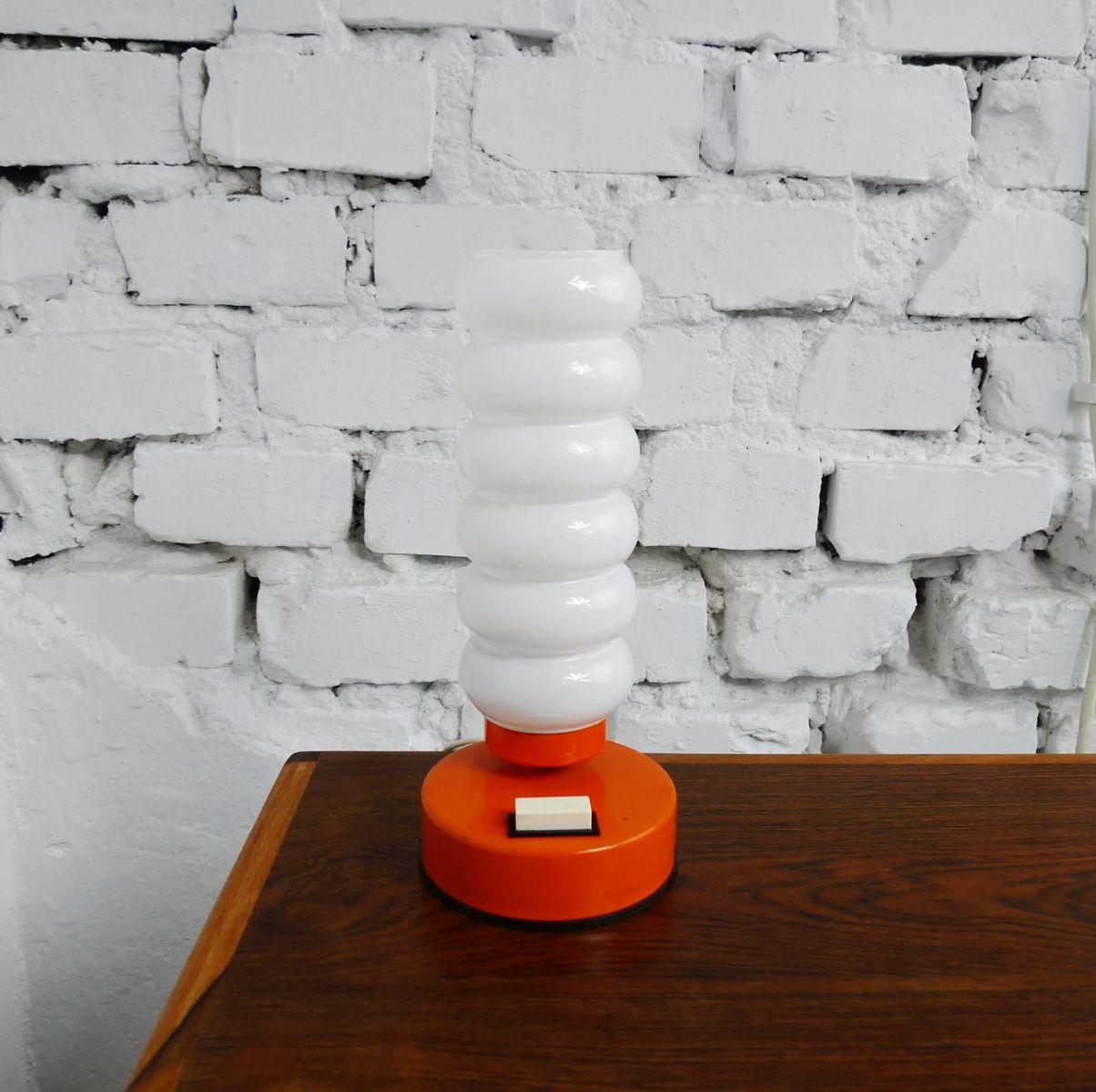 Niederländische Vintage Nachtlampe