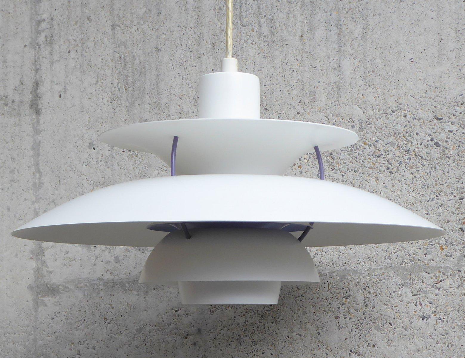 Vintage PH5 Deckenlampe von Poul Henningsen für Louis Poulsen, 1980er