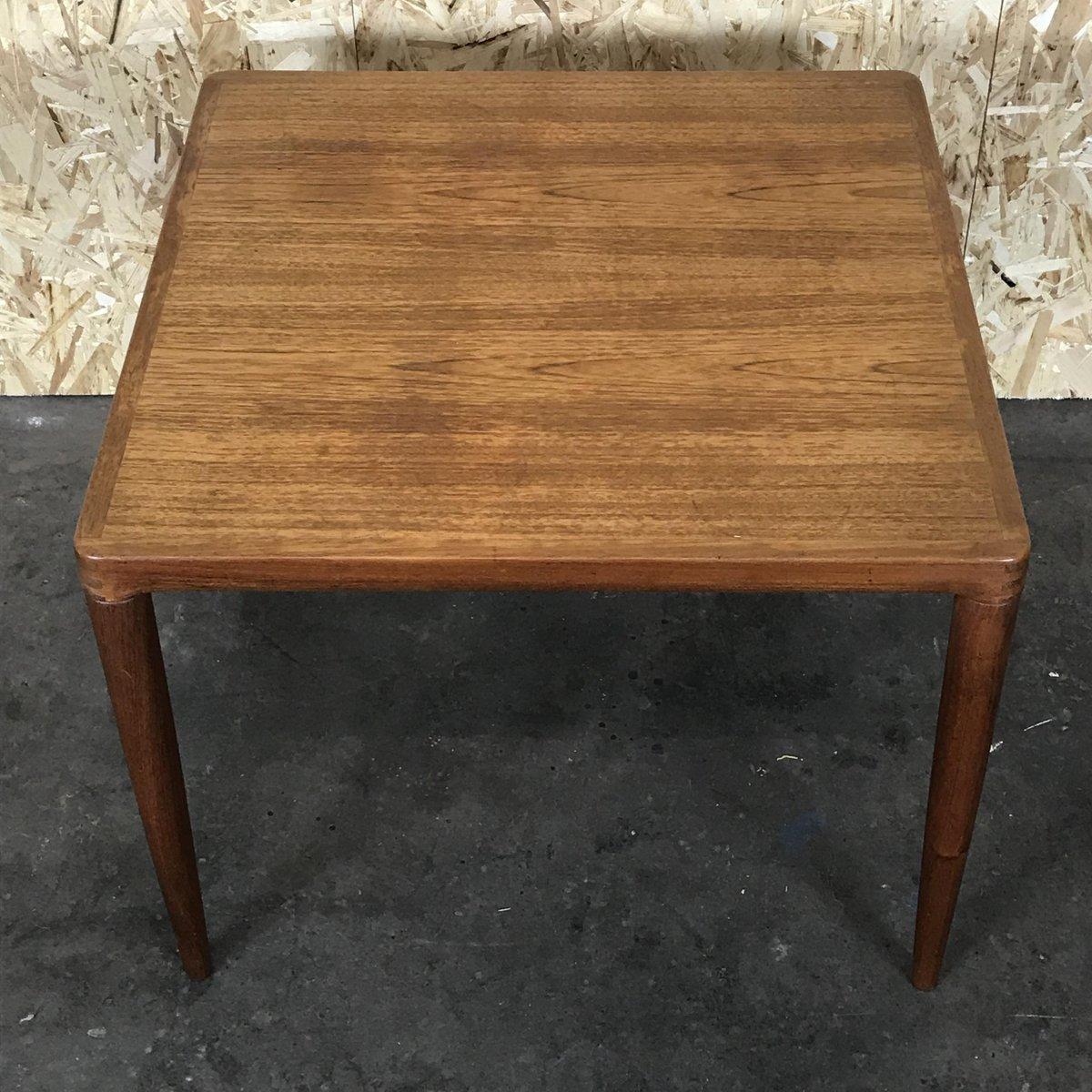 Retro Style Coffee Table Australia: Vintage No. 282 Teak Coffee Table By H. W. Klein For