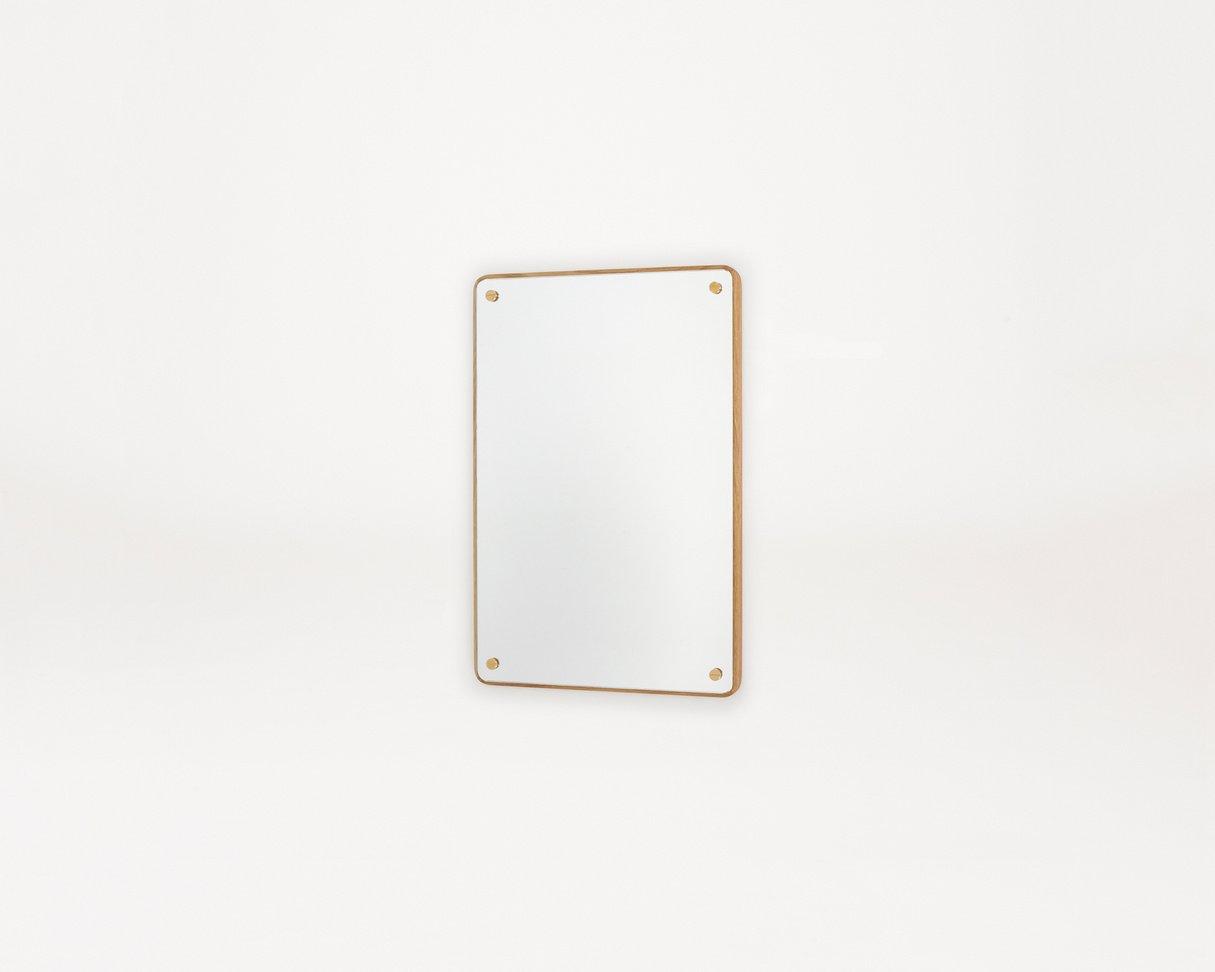 petit miroir rm 1 rectangulaire de frama en vente sur pamono