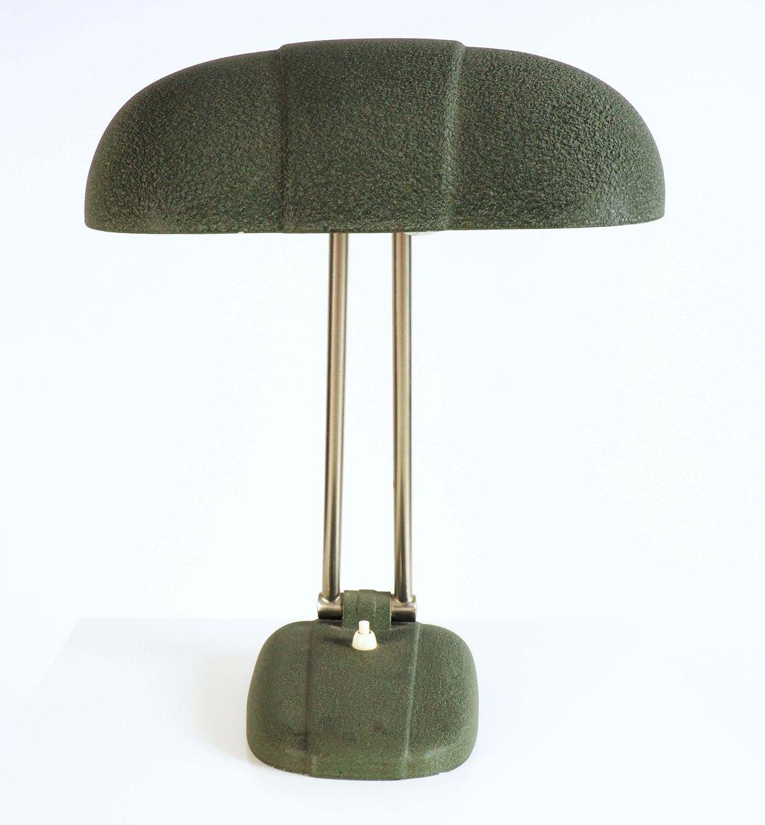 Moderne schweizerische Tischlampe von Siegfried Giedion für BAG Turgi,...