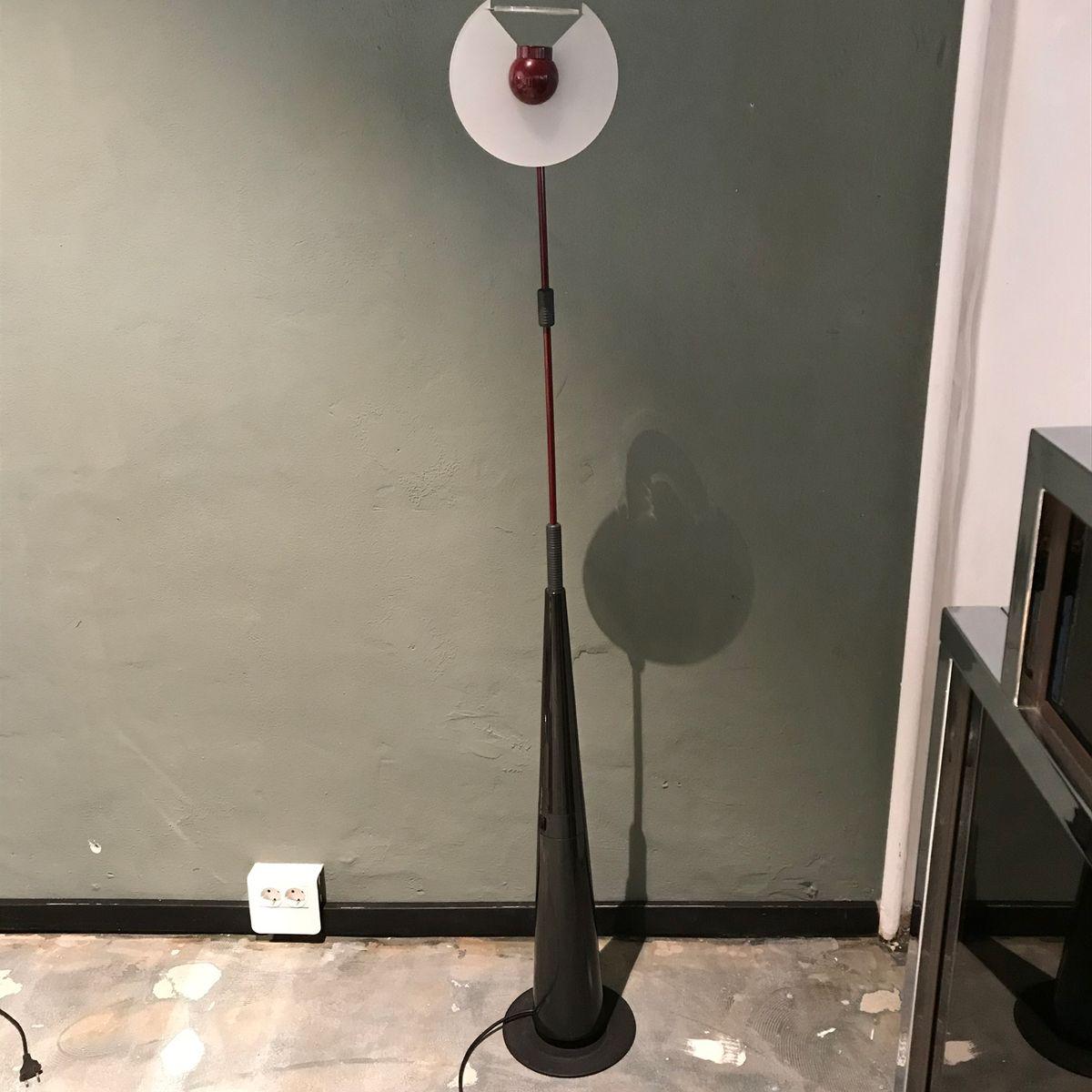 Club 1195 Floor Lamp by Pier Giuseppe Ramella for Arteluce, 1983
