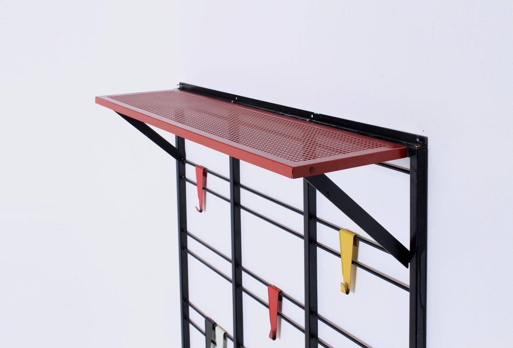 servo muto garderobe aus metall von tjerk reijenga f r. Black Bedroom Furniture Sets. Home Design Ideas