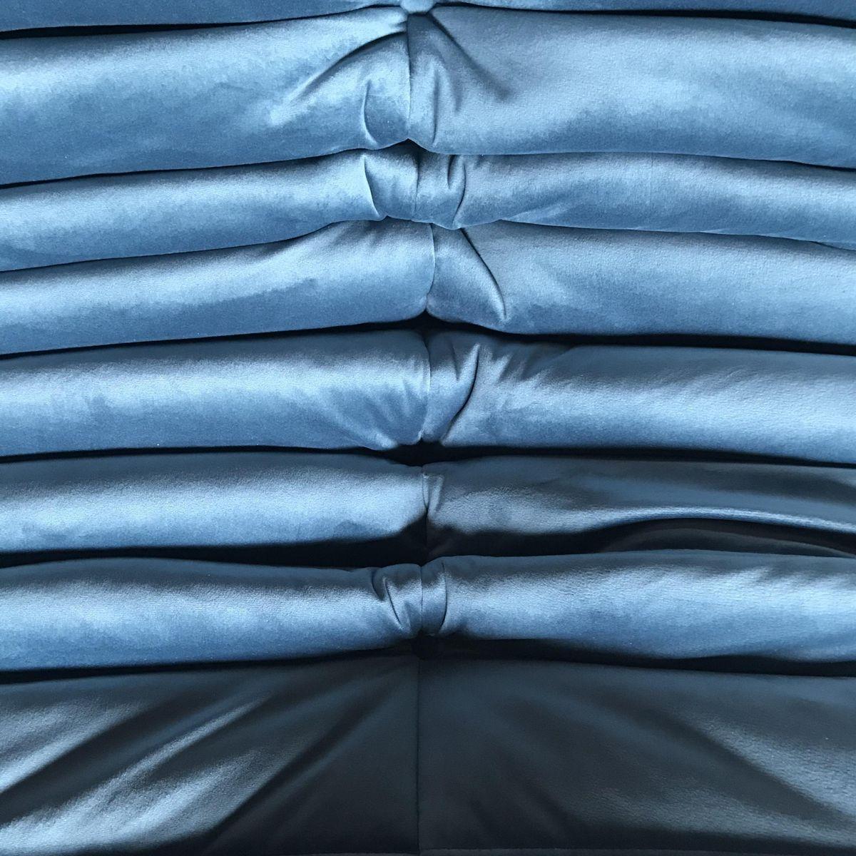 canap togo vintage par michel ducaroy pour ligne roset en. Black Bedroom Furniture Sets. Home Design Ideas
