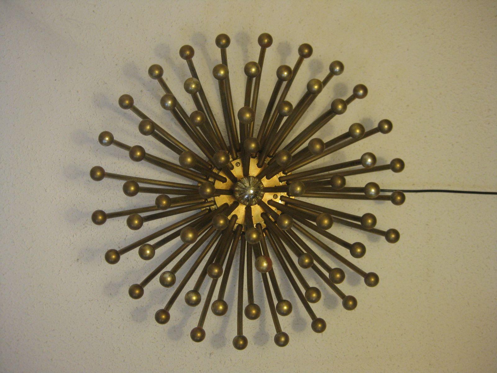 Tischlampe von Studio Tetrach für Valenti Luce, 1969
