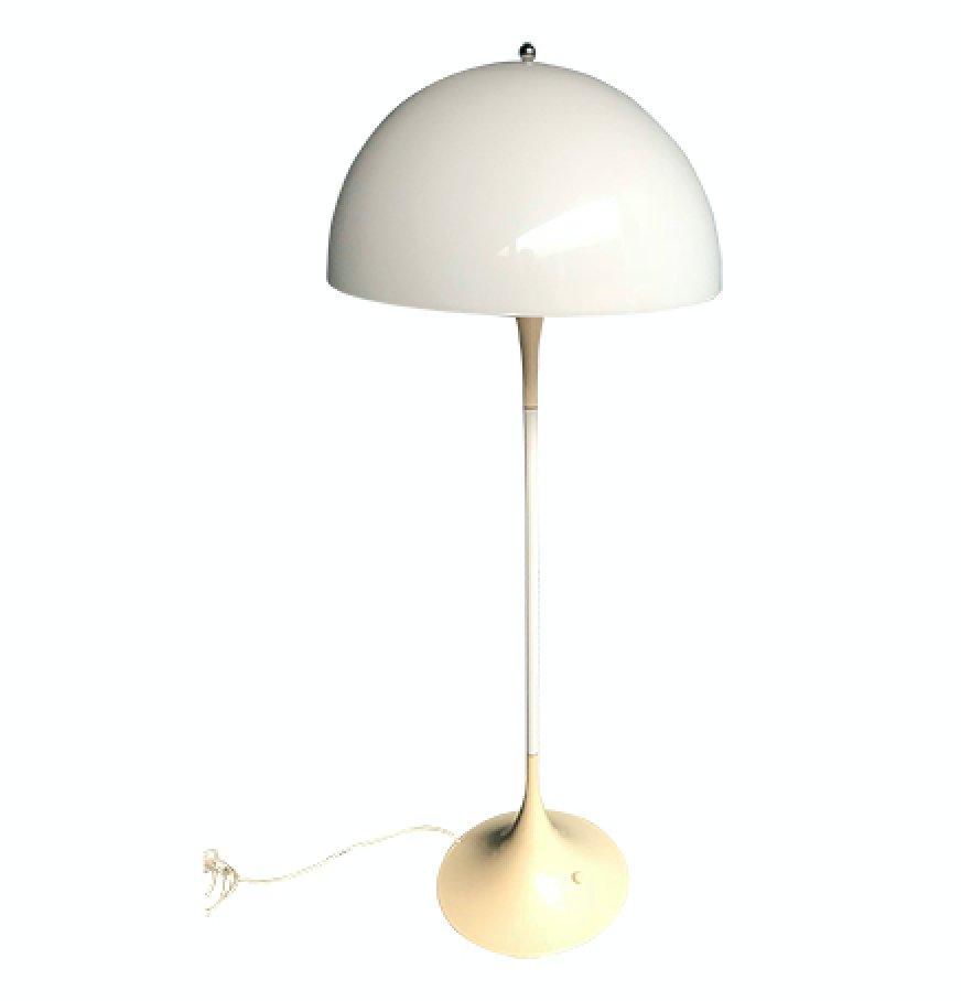 Panthella Lampe von Verner Panton, 1970er bei Pamono kaufen