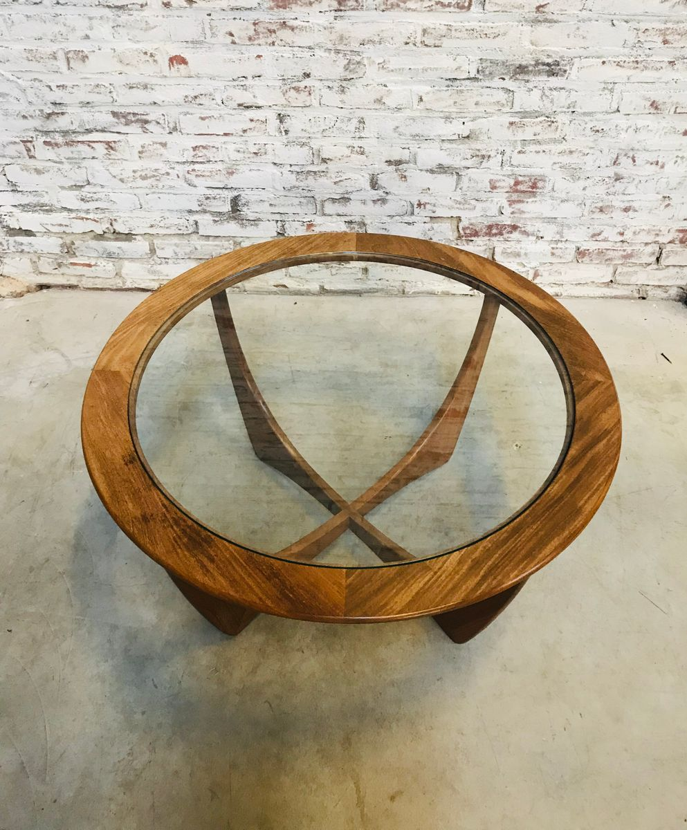 Mid-Century Astro Coffee Table By Victor Wilkins For G