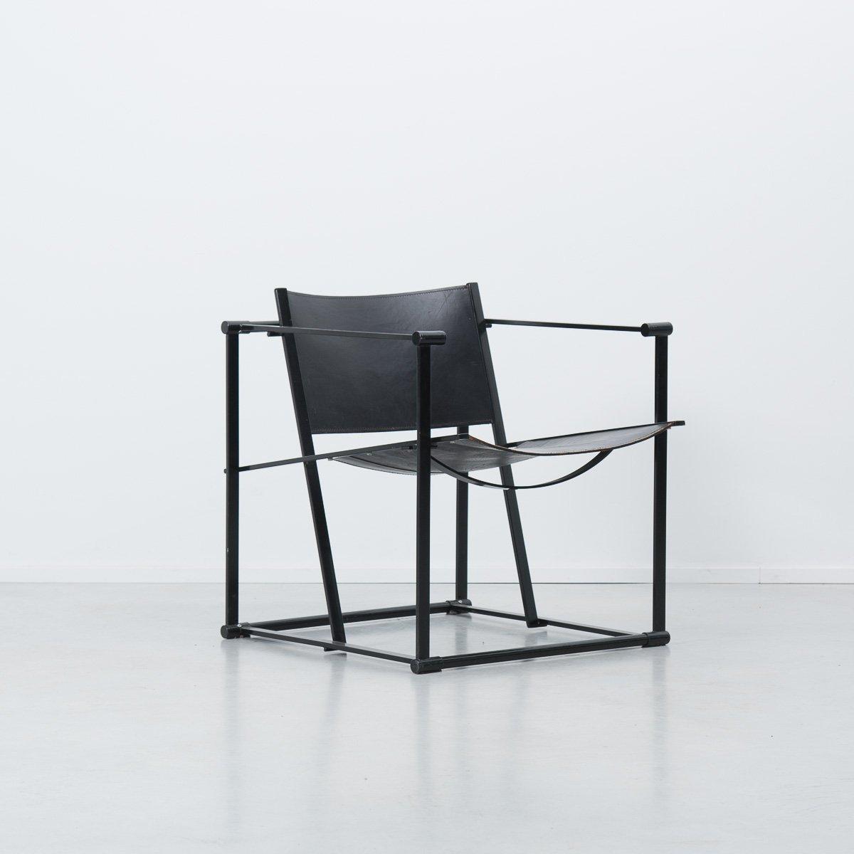 Strange Vintage Model Fm60 Black Leather Cube Chair By Radboud Van Beekum For Pastoe 1982 Creativecarmelina Interior Chair Design Creativecarmelinacom