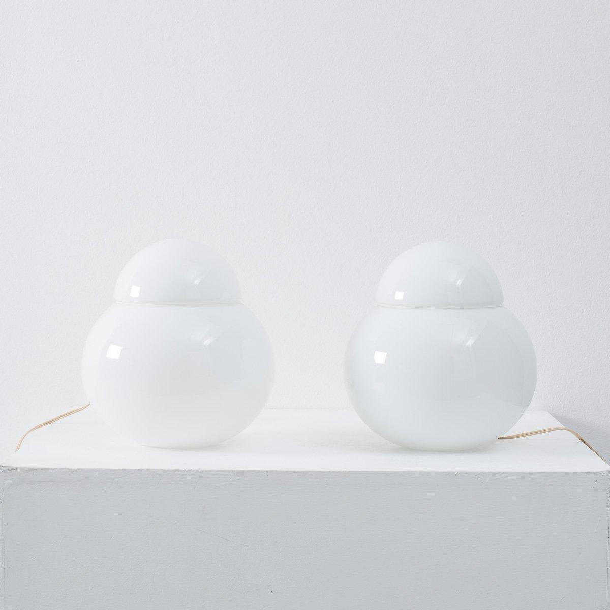 Daruma Tischlampe von Sergio Asti für Fontana Arte, 1968