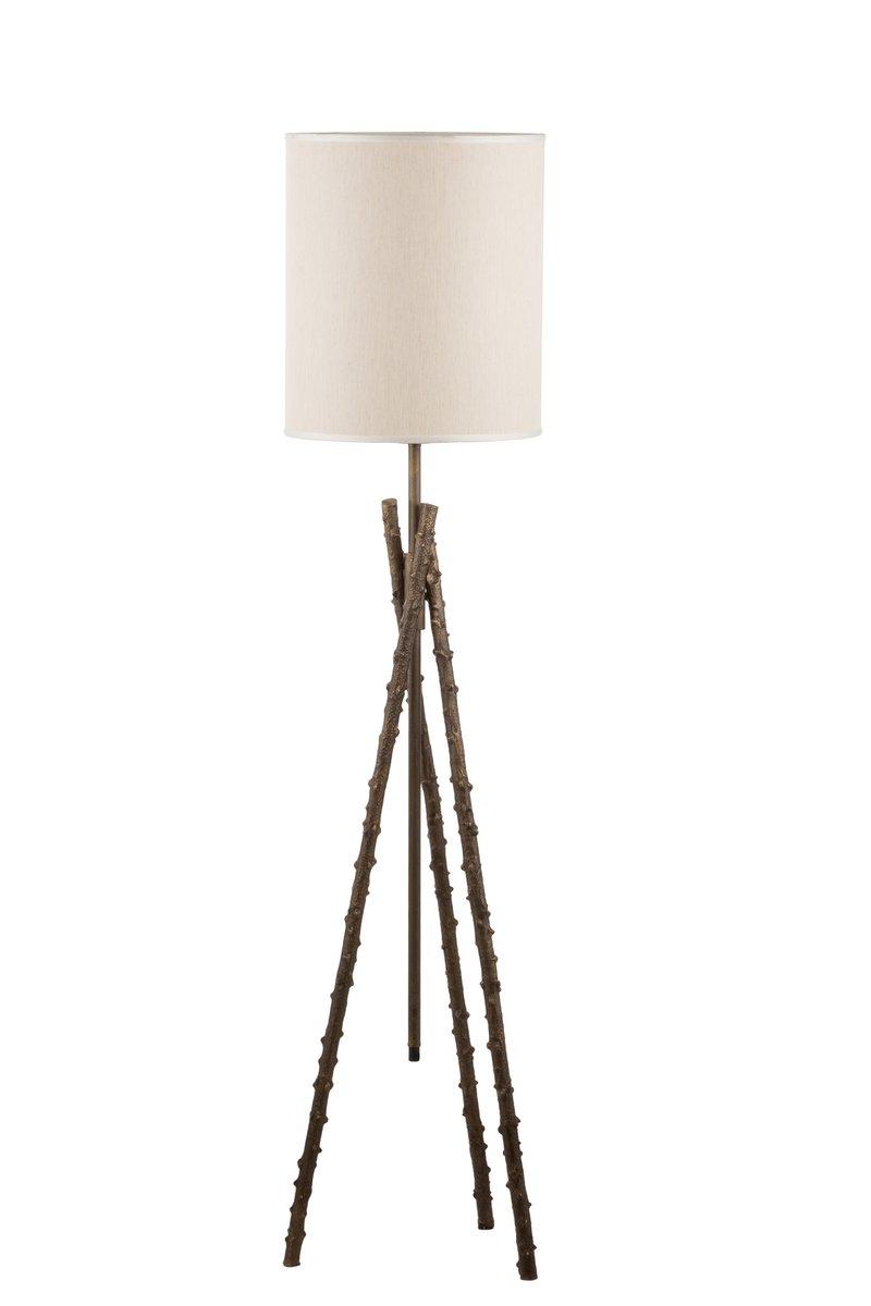 Stehlampe von Brass Brothers
