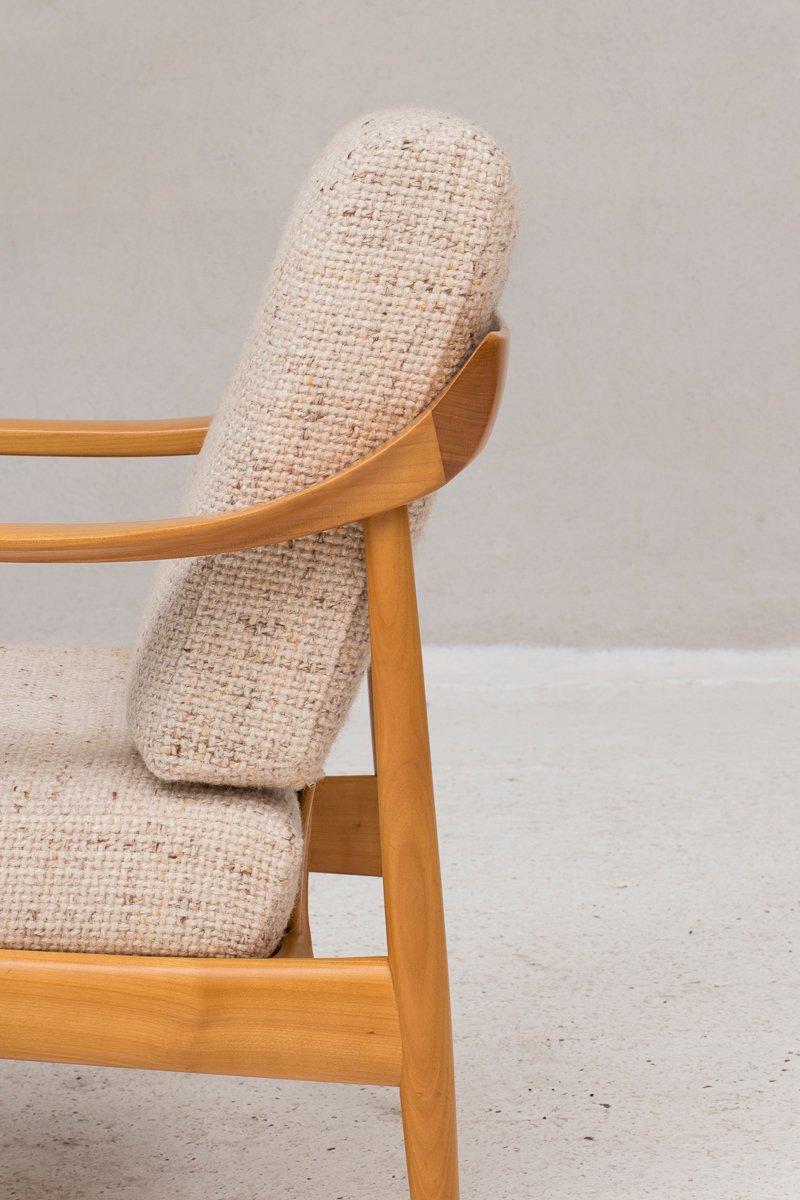 sessel von walter knoll 1950er 2er set bei pamono kaufen. Black Bedroom Furniture Sets. Home Design Ideas