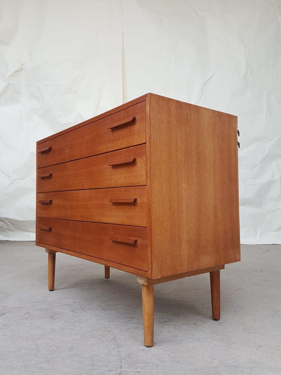 mid century kommode von kai kristiansen bei pamono kaufen. Black Bedroom Furniture Sets. Home Design Ideas