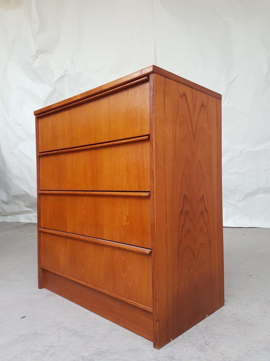 mid century kommode bei pamono kaufen. Black Bedroom Furniture Sets. Home Design Ideas