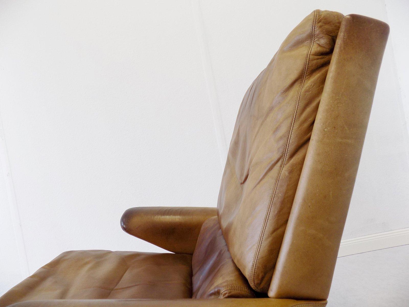 swing sessel mit hoher r ckenlehne von reinhold adolf f r. Black Bedroom Furniture Sets. Home Design Ideas