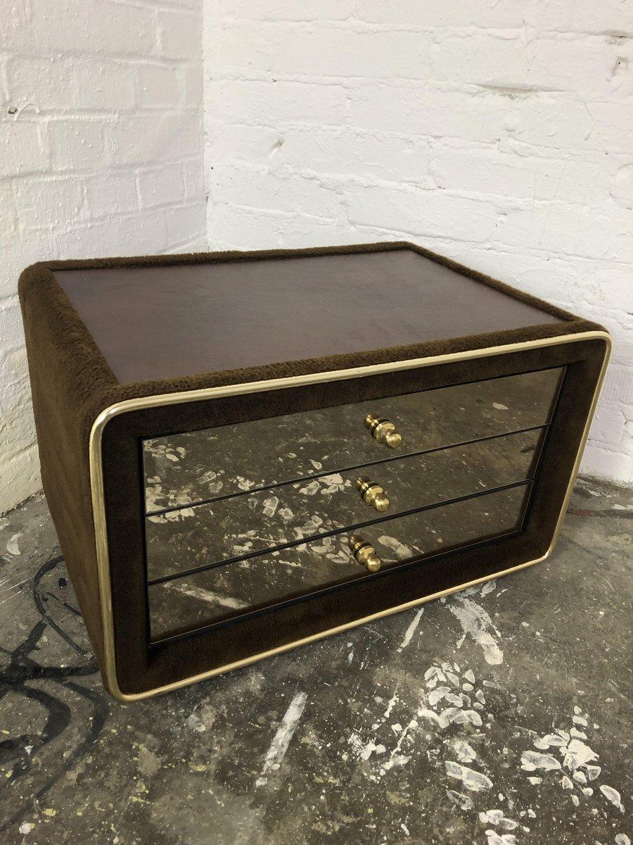 petite commode vintage de ruf 1960s en vente sur pamono. Black Bedroom Furniture Sets. Home Design Ideas