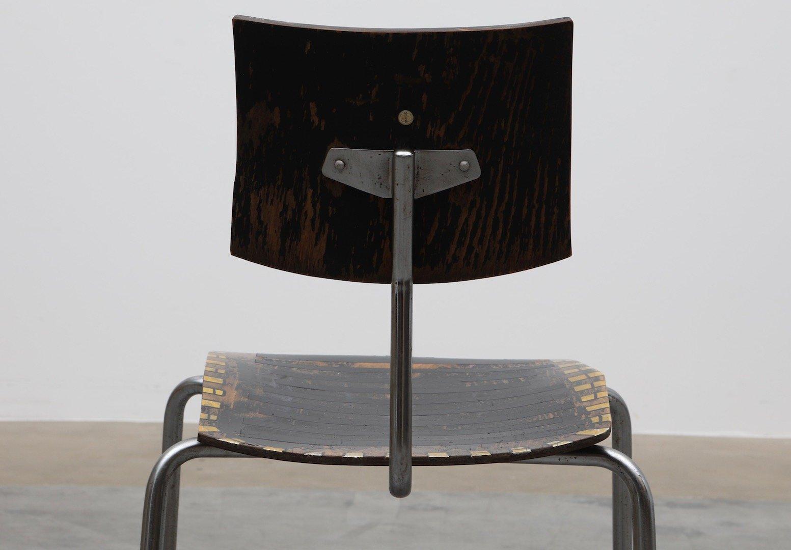 chaise d 39 appoint par markus friedrich staab 2019 en vente sur pamono. Black Bedroom Furniture Sets. Home Design Ideas