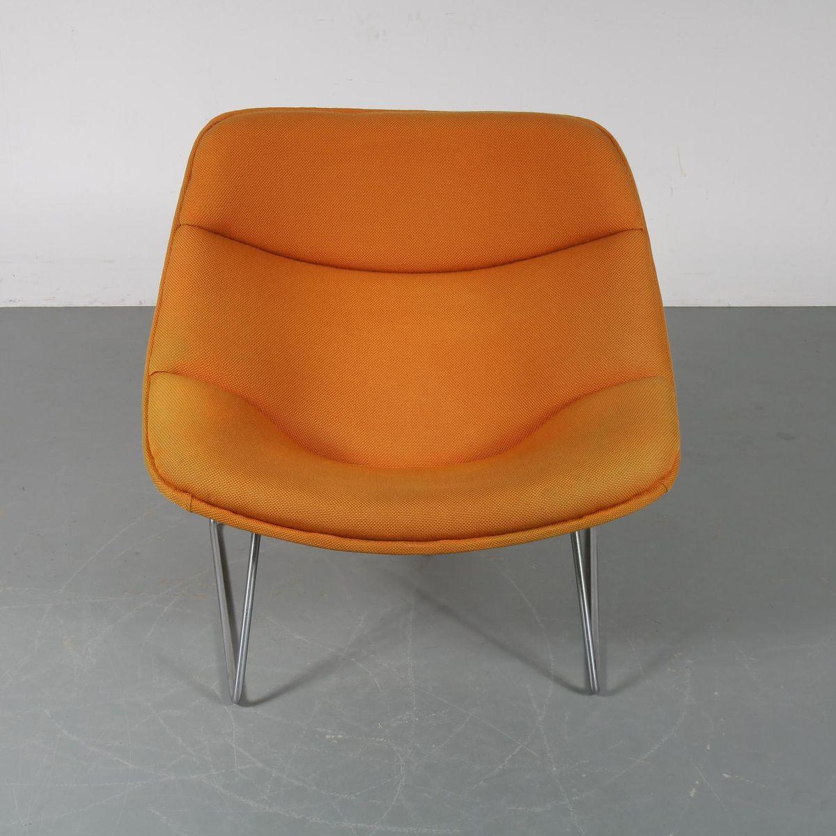 fauteuil mod le f558 par pierre paulin pour artifort 1963 en vente sur pamono. Black Bedroom Furniture Sets. Home Design Ideas