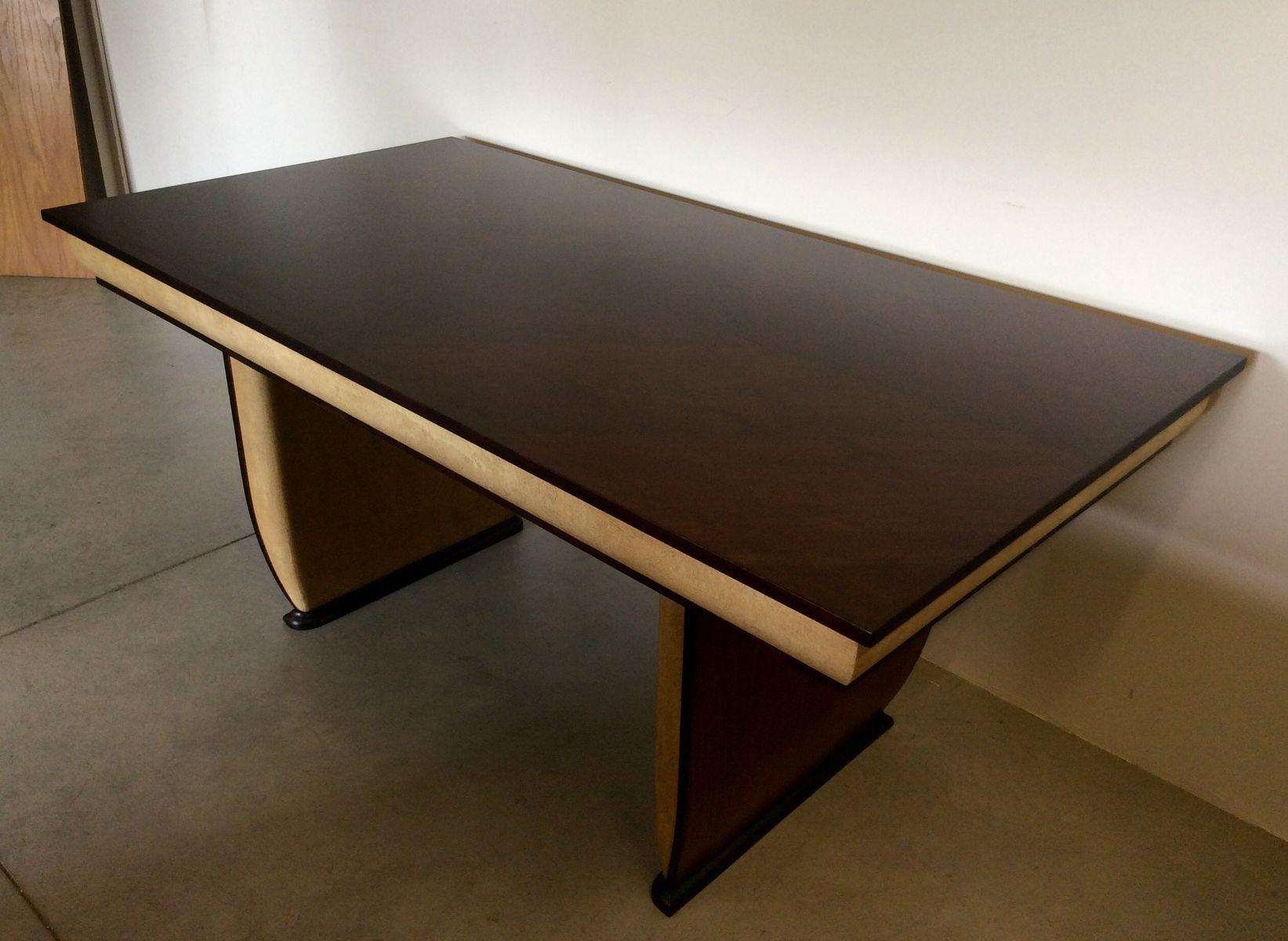 table de salle manger vintage italie en vente sur pamono. Black Bedroom Furniture Sets. Home Design Ideas