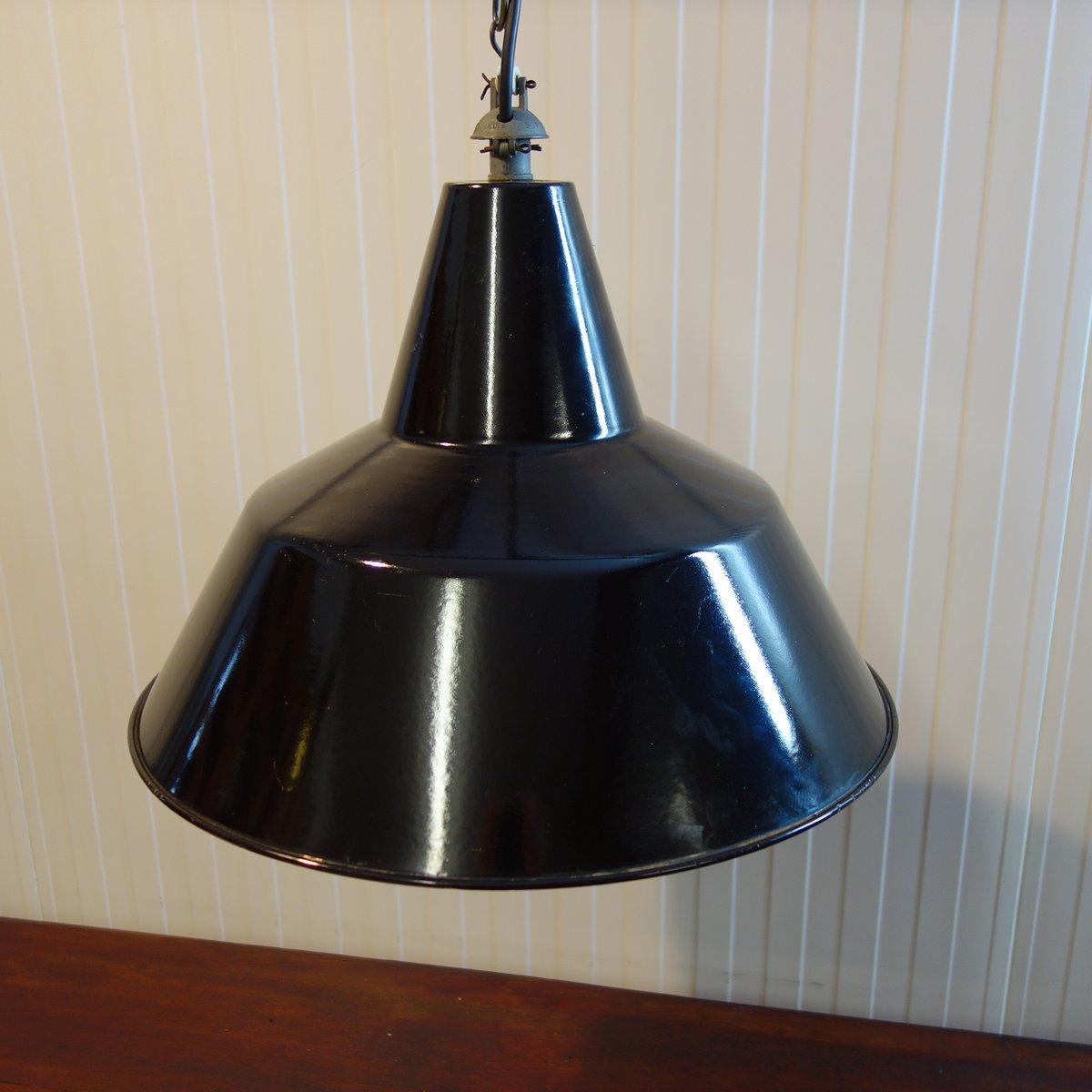 Industrielle Fabriklampe von SEM Reluma, 1960er
