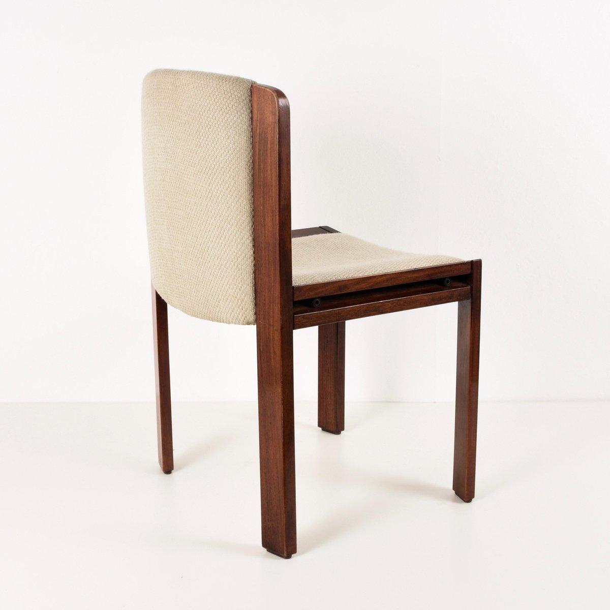 chaises d 39 appoint mod le 300 par joe colombo pour pozzi 1960s set de 6 en vente sur pamono. Black Bedroom Furniture Sets. Home Design Ideas