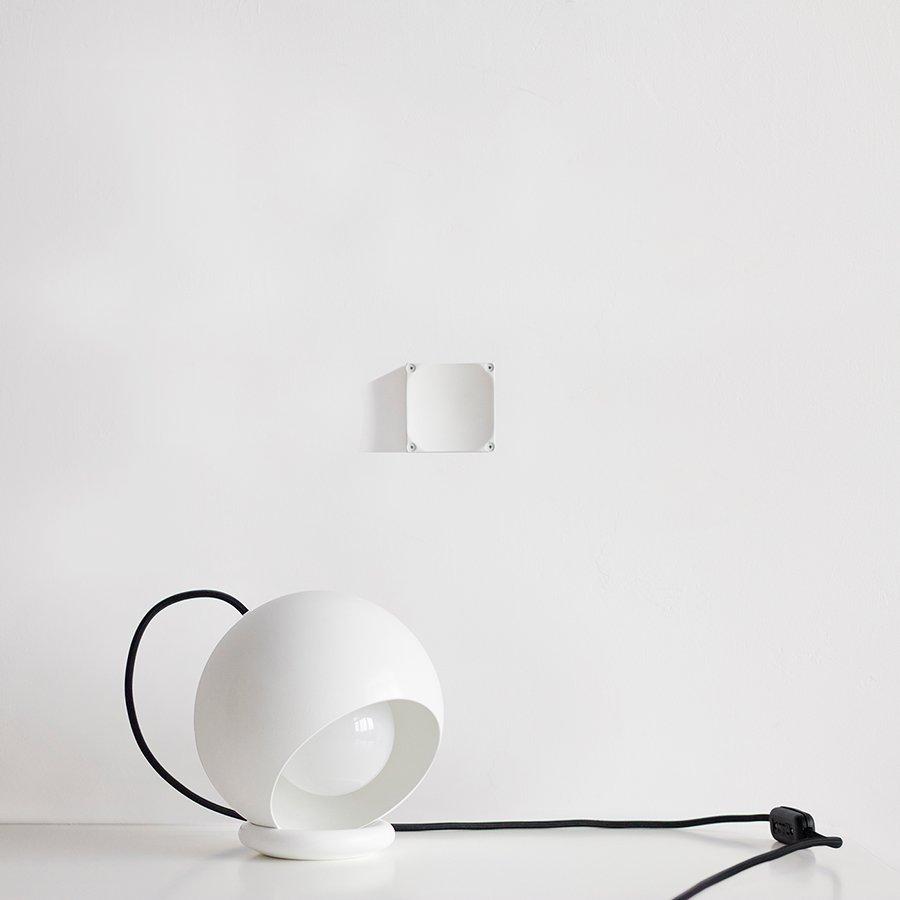 Modulare magnetische Orbital Lampe mit Tischplatte und Wandhalterung v...